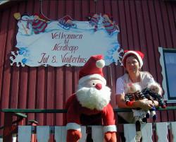 Nordkapp Jul & Vinterhus